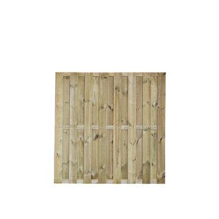 Naaldhout, Celfix (verduurzaamd) Gent rechtscherm, geschaafd