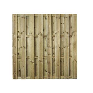 Naaldhout, Celfix (verduurzaamd) Hasselt rechtscherm, geschaafd