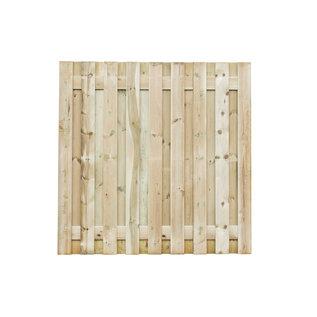 Naaldhout, Celfix (verduurzaamd) Lommel rechtscherm, geschaafd