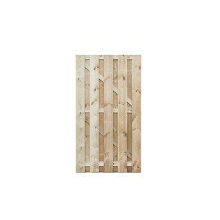 Naaldhout, Celfix (verduurzaamd) Genk deur, geschaafd