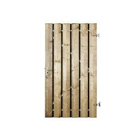 Naaldhout, Celfix Bremen deur met stalen frame