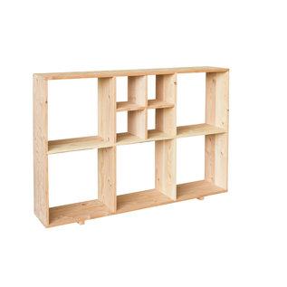 Tuinkast Epe, Hollands hout, Lariks/ Douglas