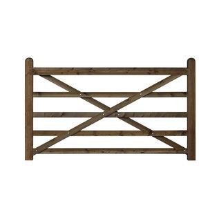 Engelse poort Nobifix, geschaafd