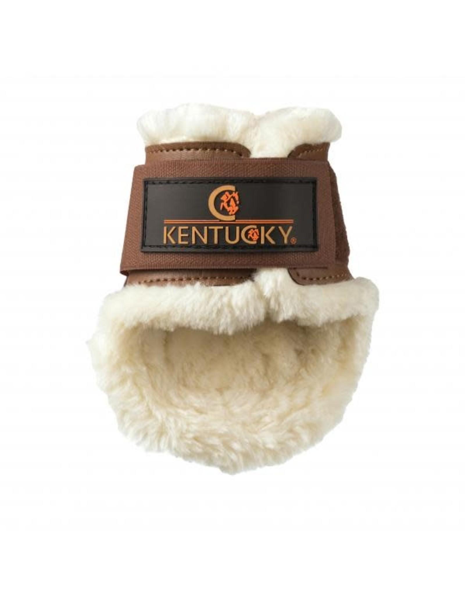 Kentucky Kentucky Kogelbeschermer young horse wol/bont bruin