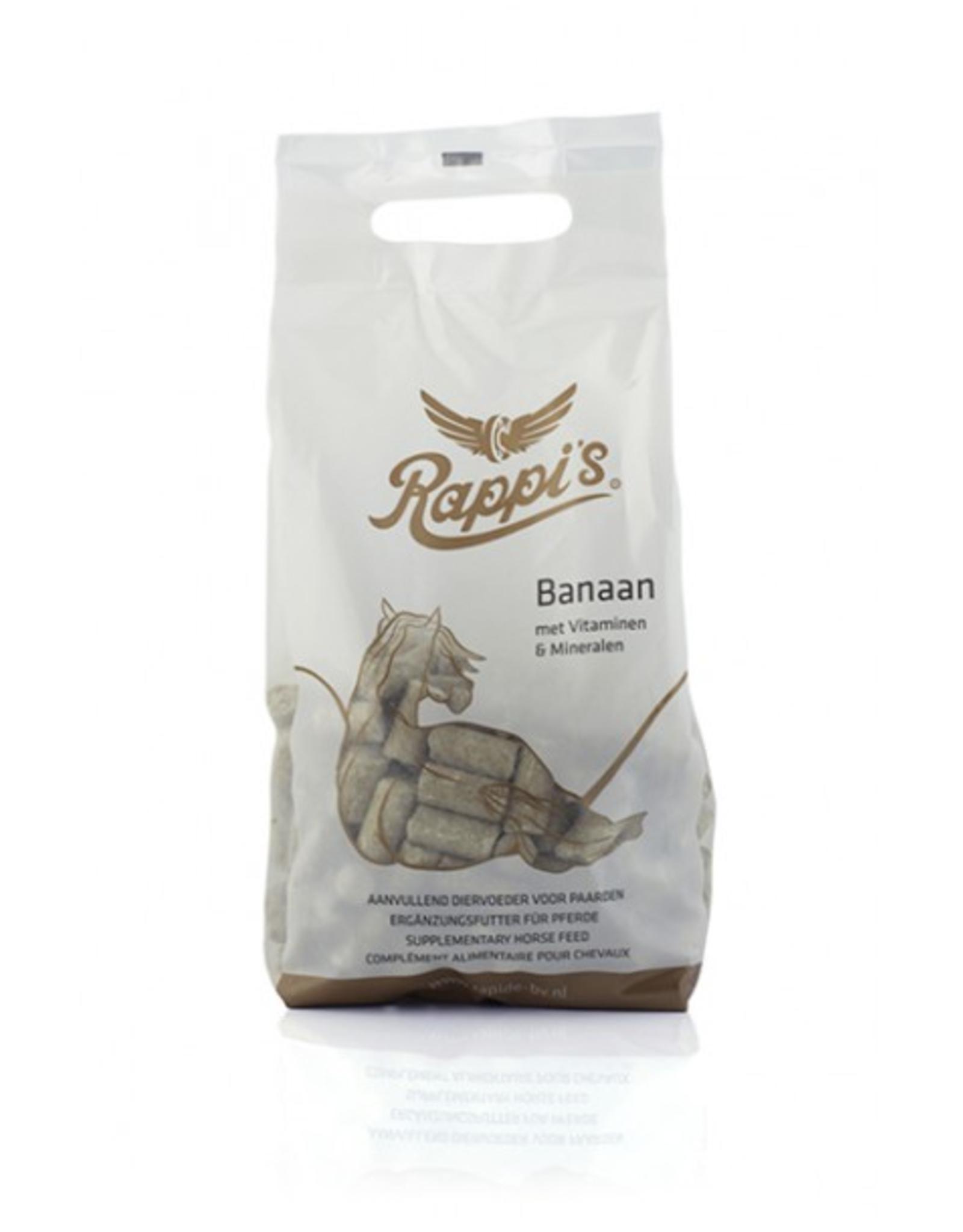Rapide Rapide Rappi's banaan