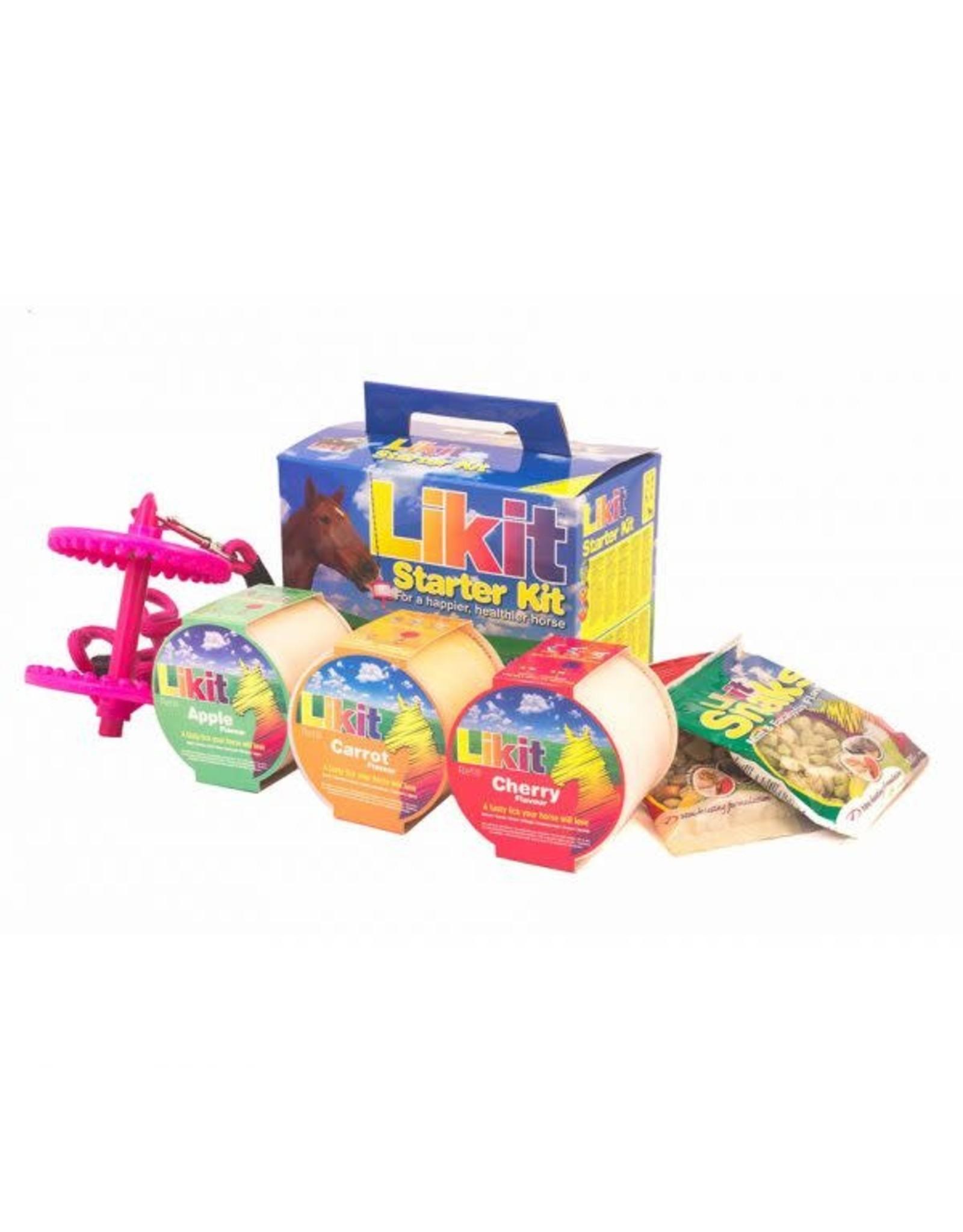 Lik-it Lik-it starter kit Blauw