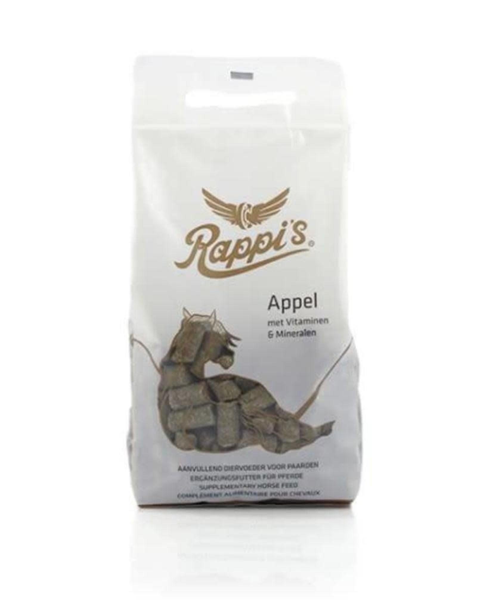 Rapide Rapide Rappi's appel