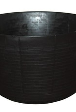 Equithème EQUITM Hippotonic flexi tub zwart 40l