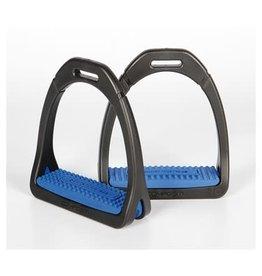 Harry's Horse Compositi Profile Premium stijbeugels blauw