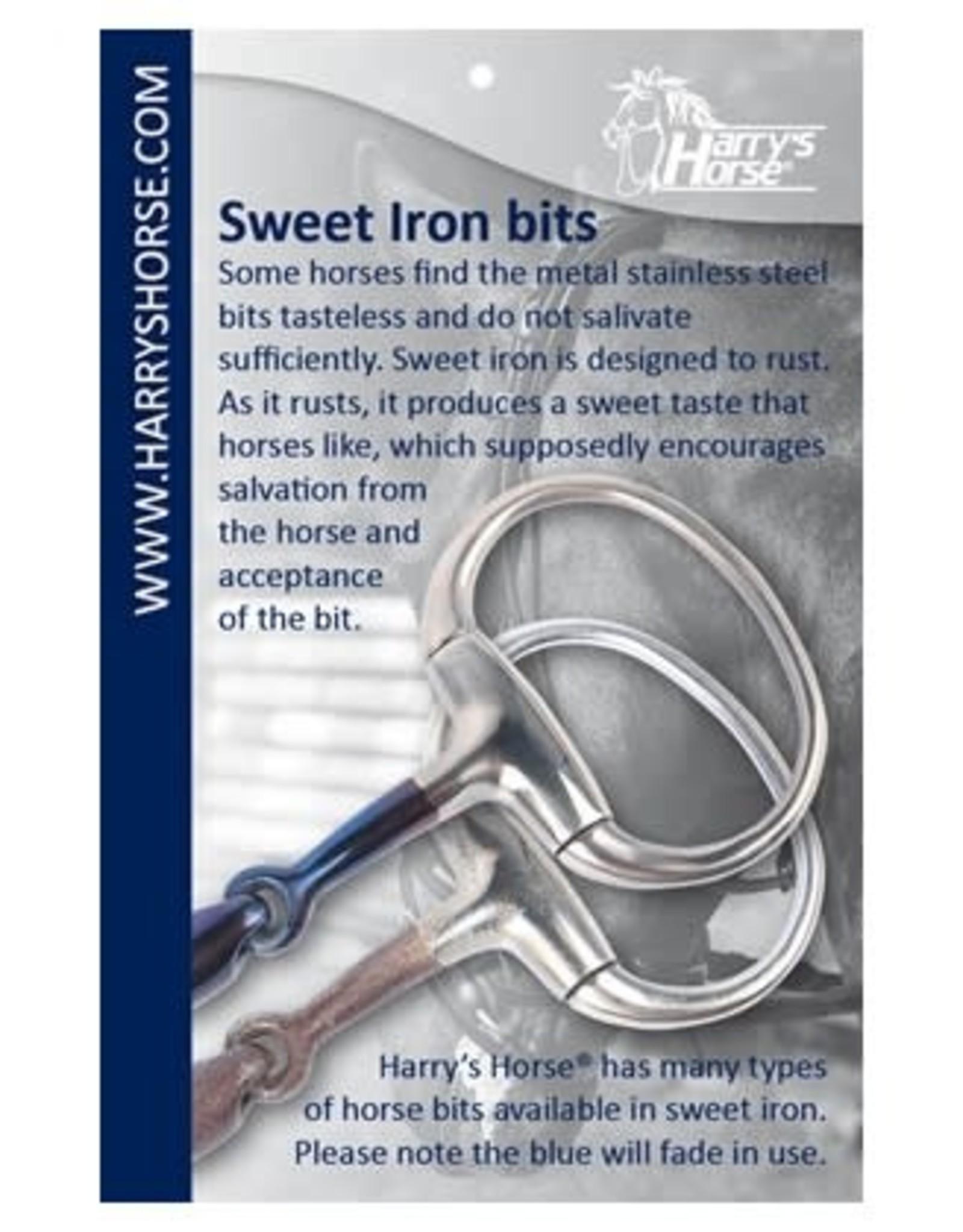 Harry's Horse HH Onderlegtrens sweet iron 14mm