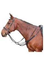 Harry's Horse Harry's Horse elastisch voortuig zwart
