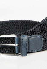 Harry's Horse Harry's Horse riem elastisch navy