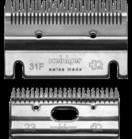 Heiniger Heiniger blade set extra fine clipping 31F/23