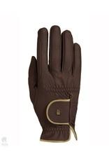 roeckl Roeckl handschoenen Lona mocca/gold