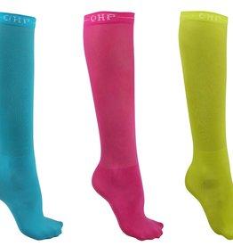 QHP QHP Showsok color (3stuks) bright