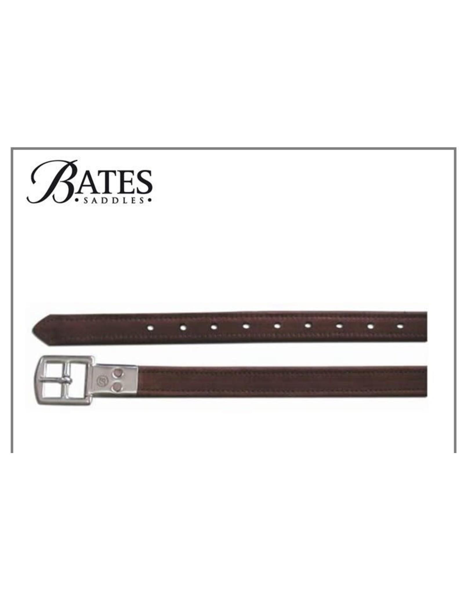 bates Bates beugelriemen klassiek bruin