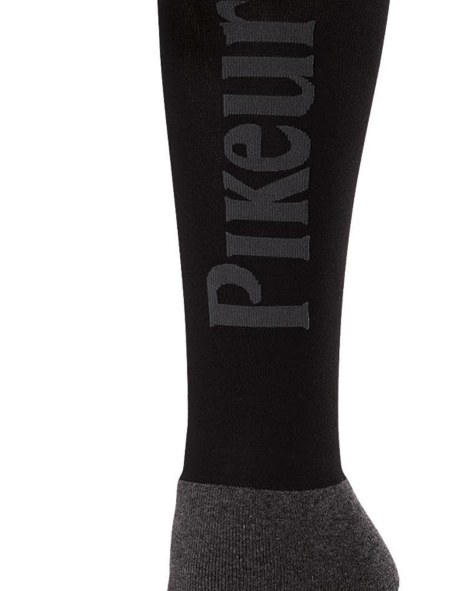 pikeur Pikeur knee socks zwart