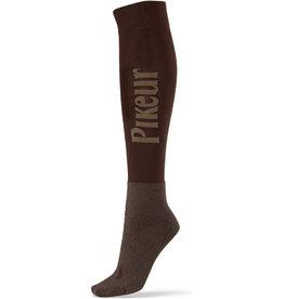 Pikeur Pikeur Knee socks Chocolate 35-41