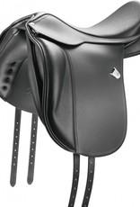 bates Bates dressuurzadel classic zwart 43/17inch