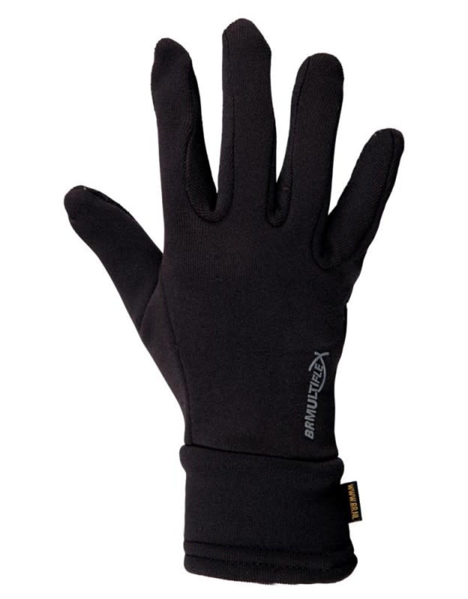BR BR winterhandschoenen multiflex zwart