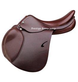 Prestige Prestige Zadel Roma Jump Bruin 17/33