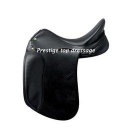 Prestige Prestige Zadel Top Dressage SP D Zwart 17/32