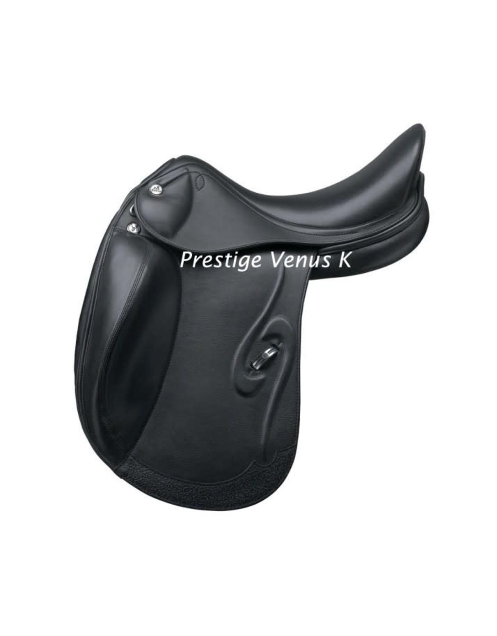 Prestige Prestige Zadel Venus K New Zwart 18/33