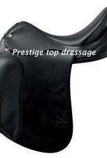 Prestige Prestige Zadel Top Dressage SP D Zwart 18/34
