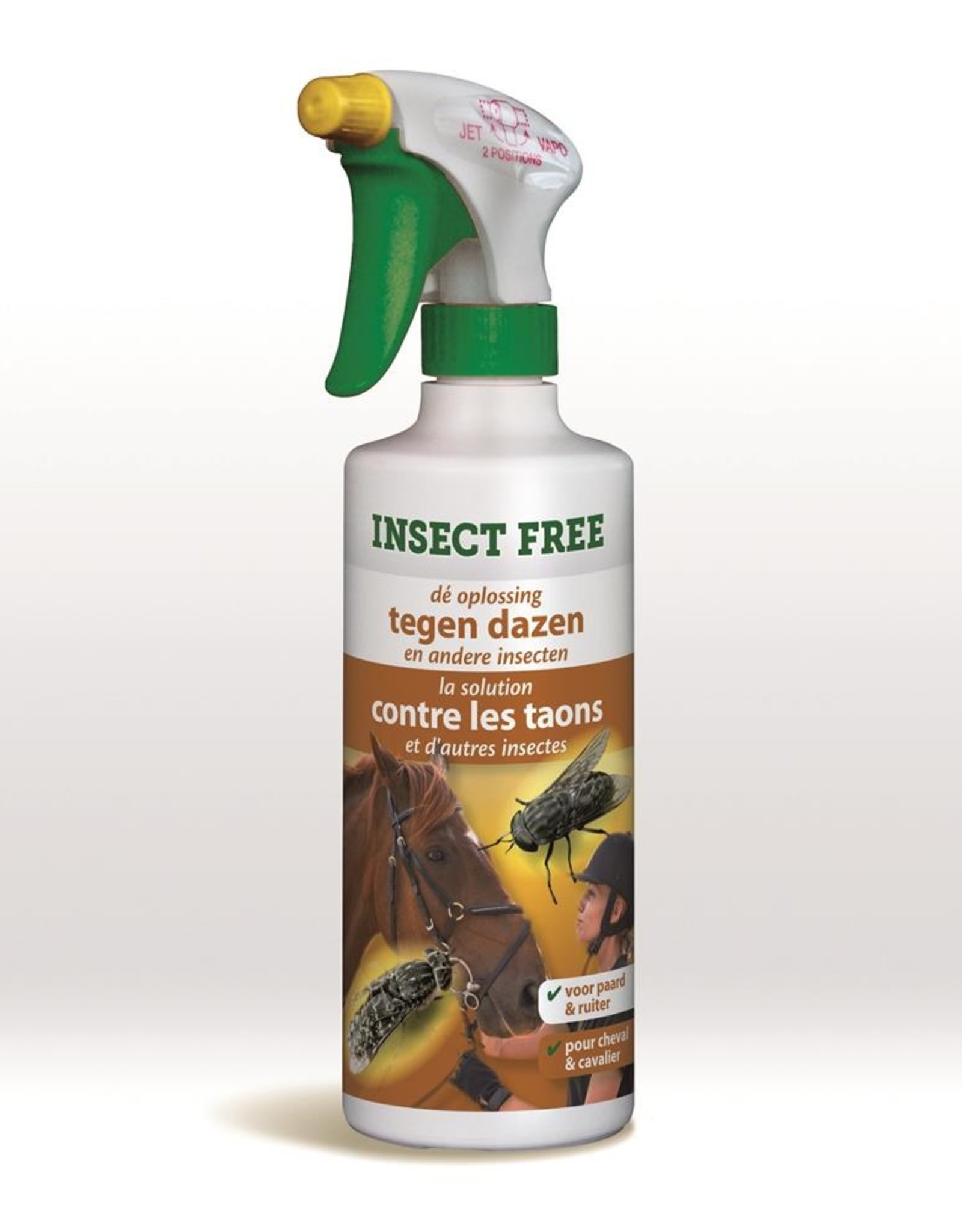 LJ Insect Free Insectwerende spray 500 ml