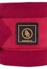 BR BR Bandages/polo Event fleece 3mtr. Beet Red