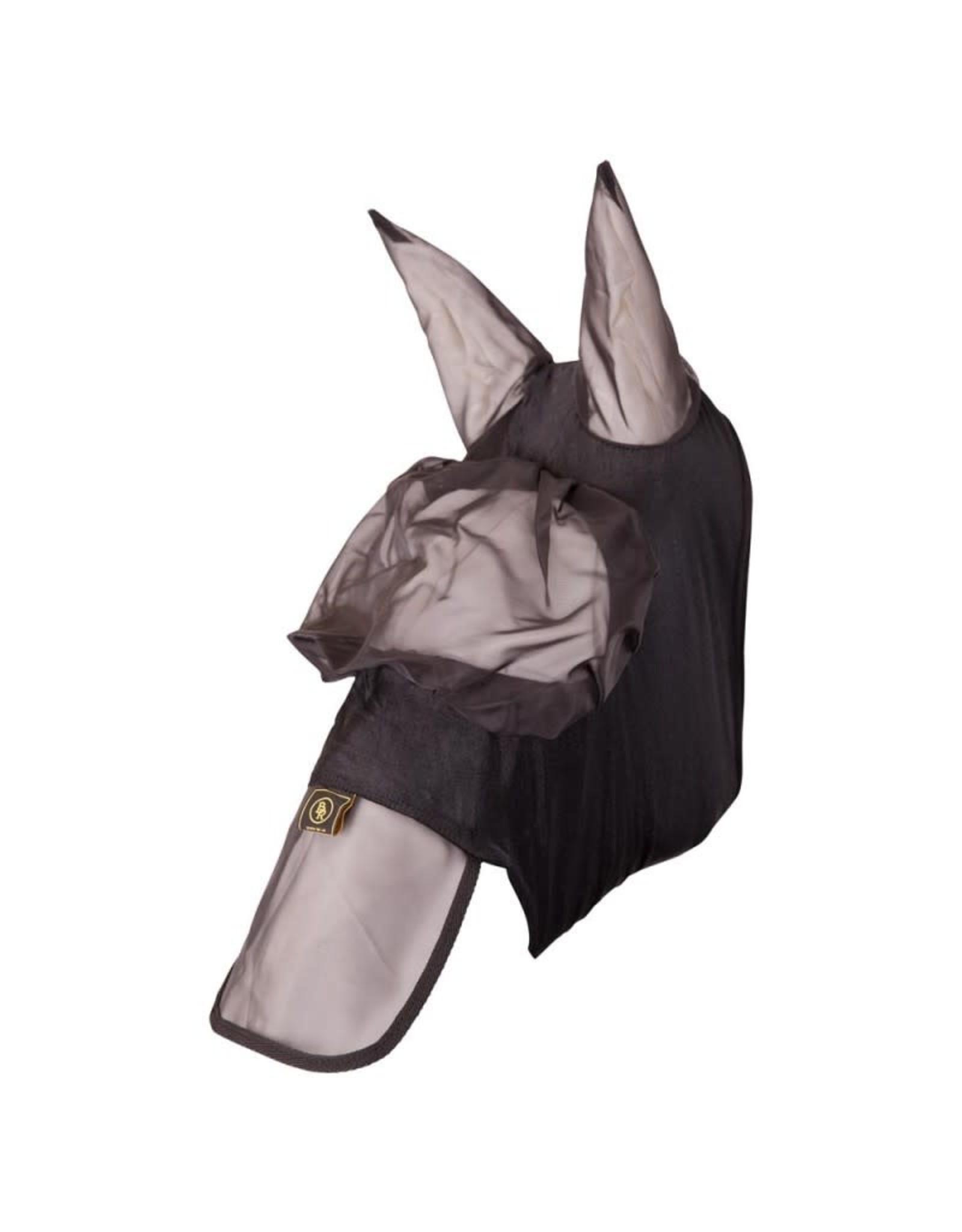 BR BR Vliegenmasker Zwart