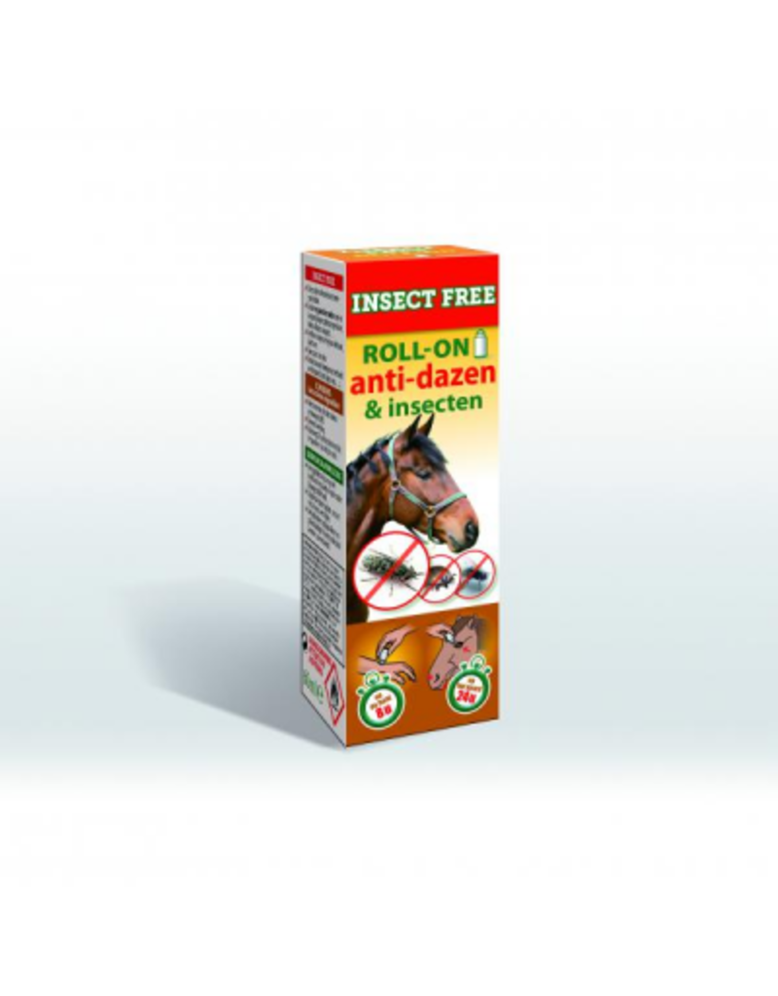 LJ Insect Free Roll On 60ml