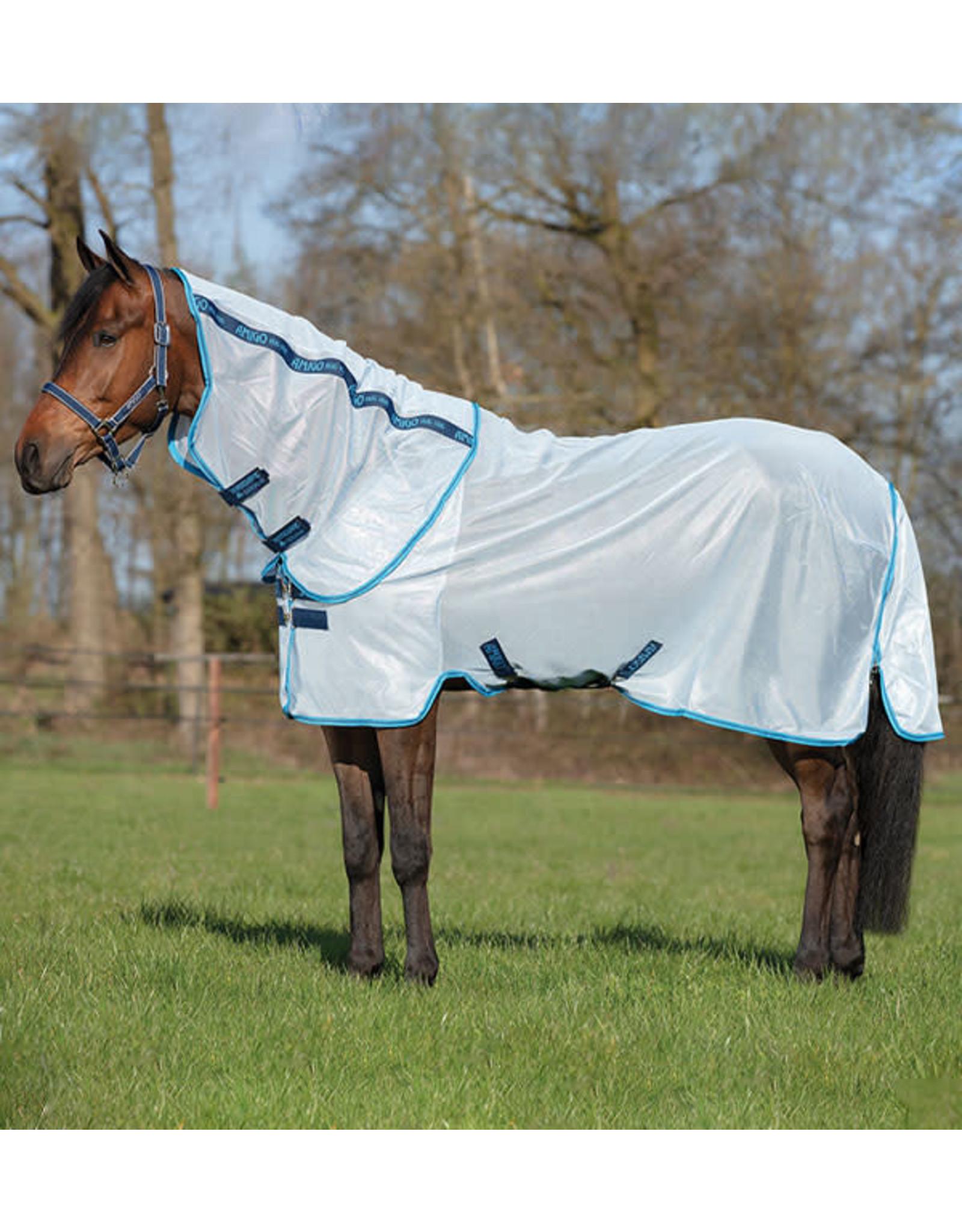 Horseware Amigo Vliegendeken Blauw
