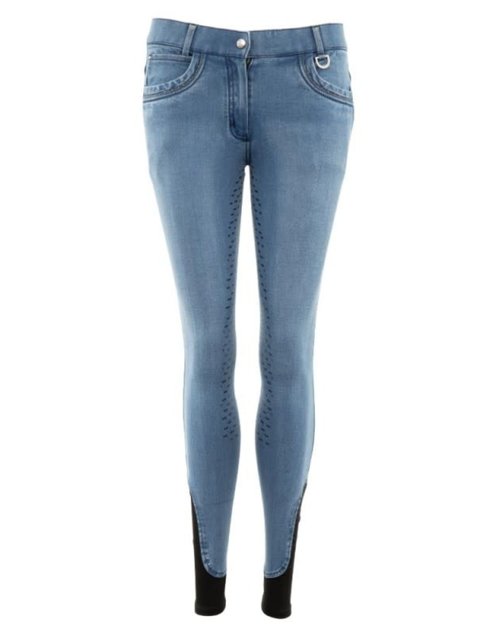 BR BR Rijbroek Mirte Dames Denim blue