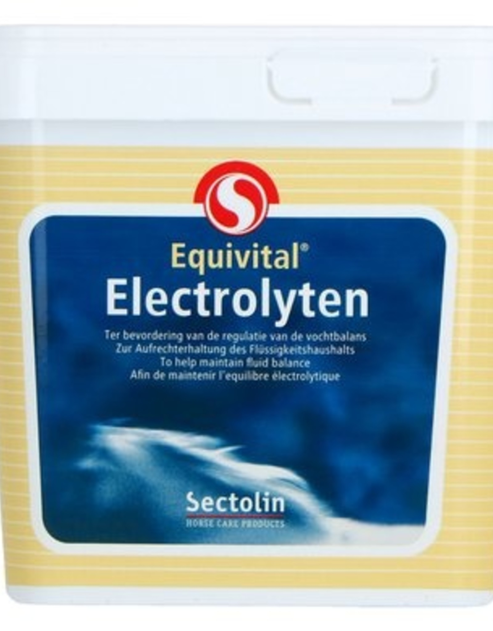 Sectolin Sectolin Electrolyten 3kg