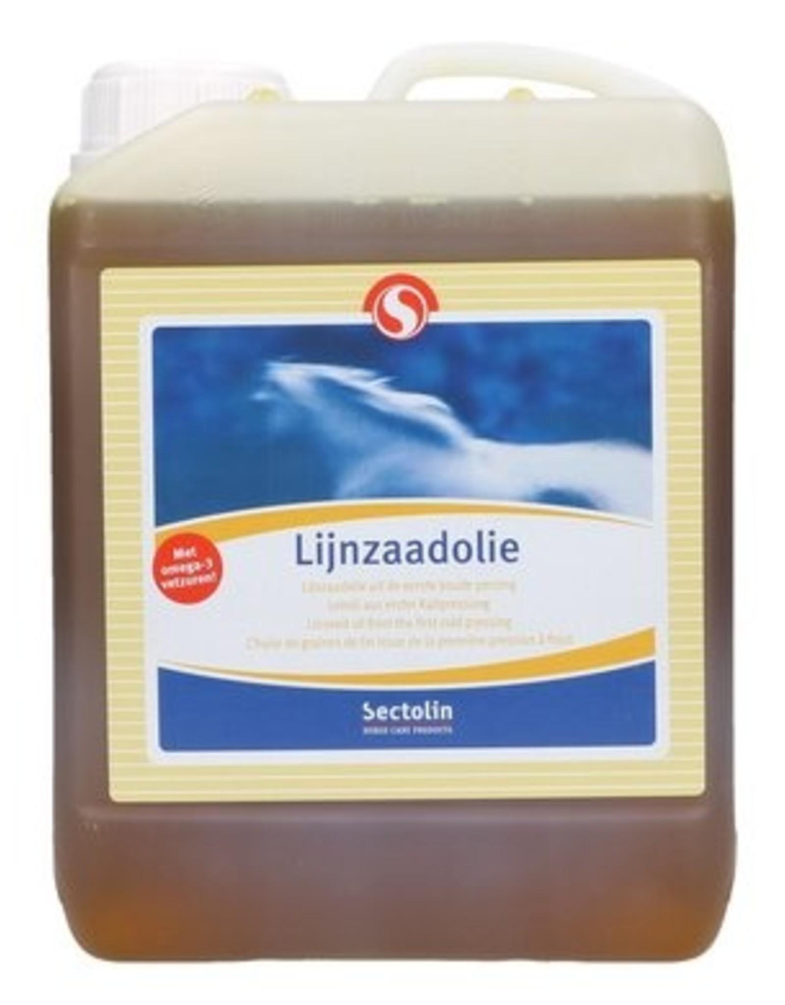Sectolin Sectolin Lijnzaadolie 2.5L