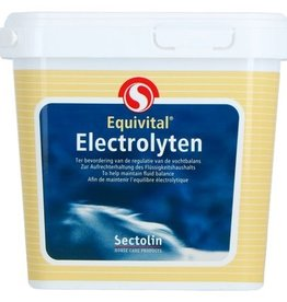 Sectolin Sectolin Electrolyten 1kg