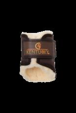 Kentucky Kentucky Allround beschermers leder bruin kort Full