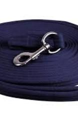 QHP QHP Longeerlijn in tas blauw