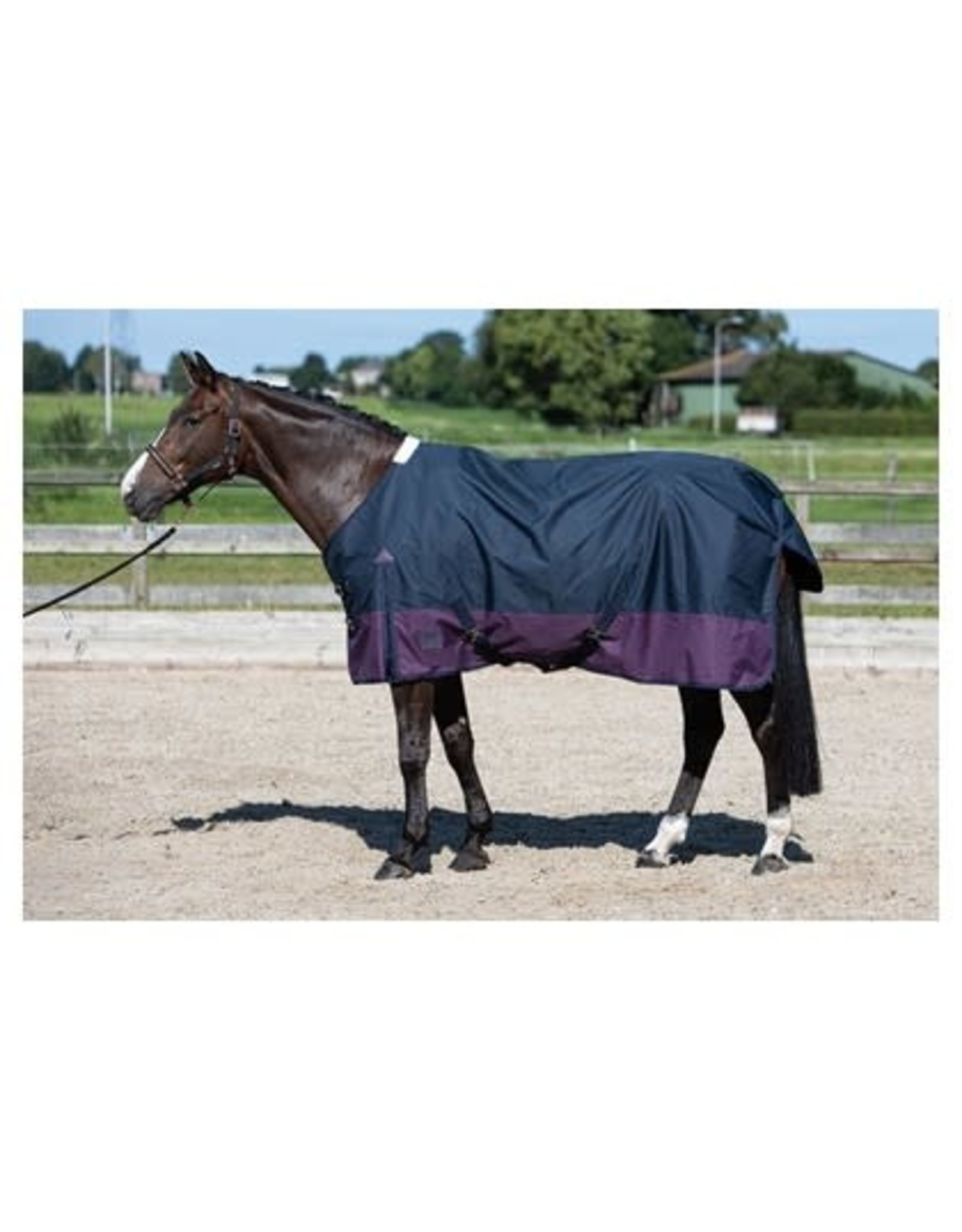 Harry's Horse HH Regendeken Thor fleece Dress-Blues 0gr