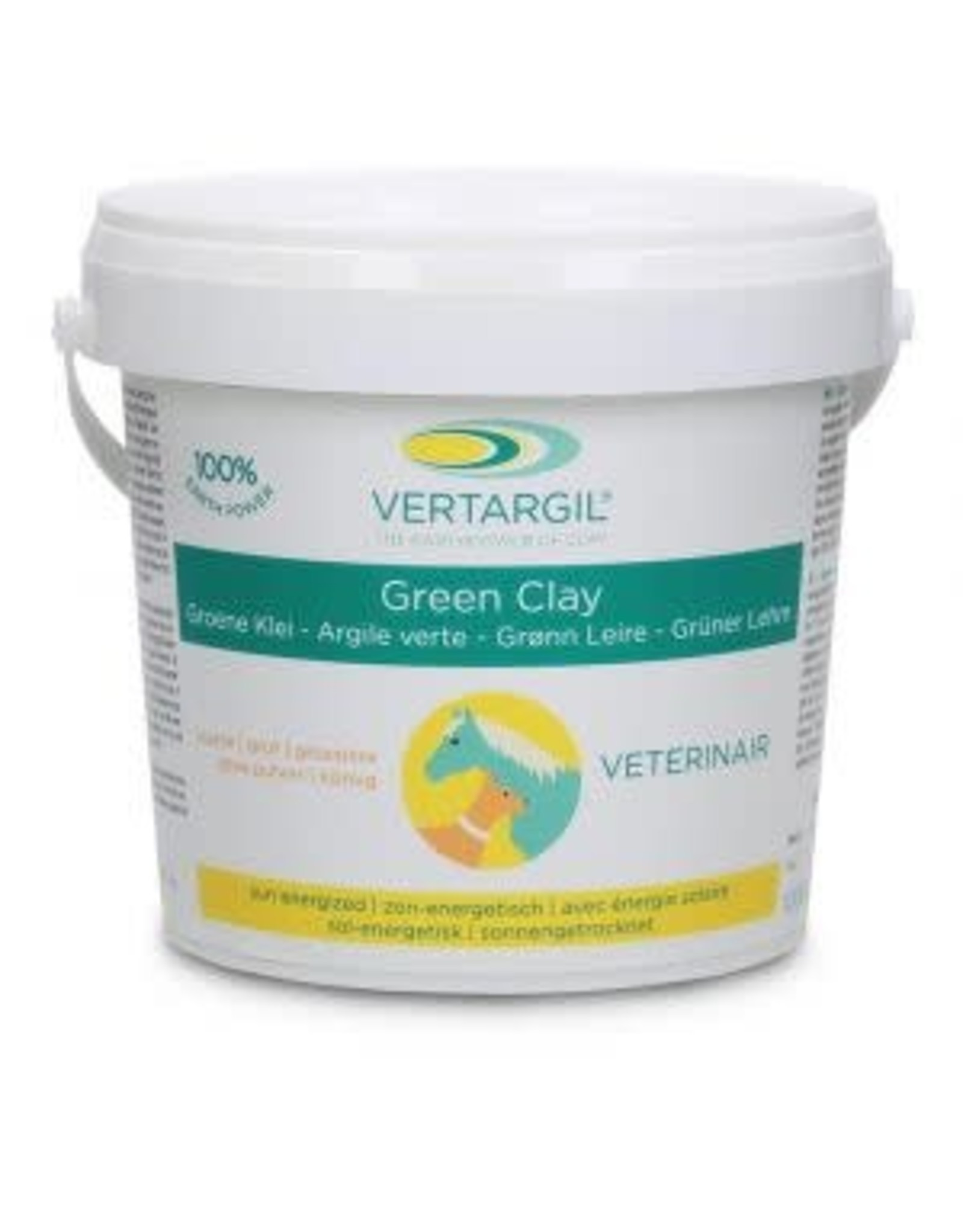 Vertargil Vertagril Green Clay 1kg