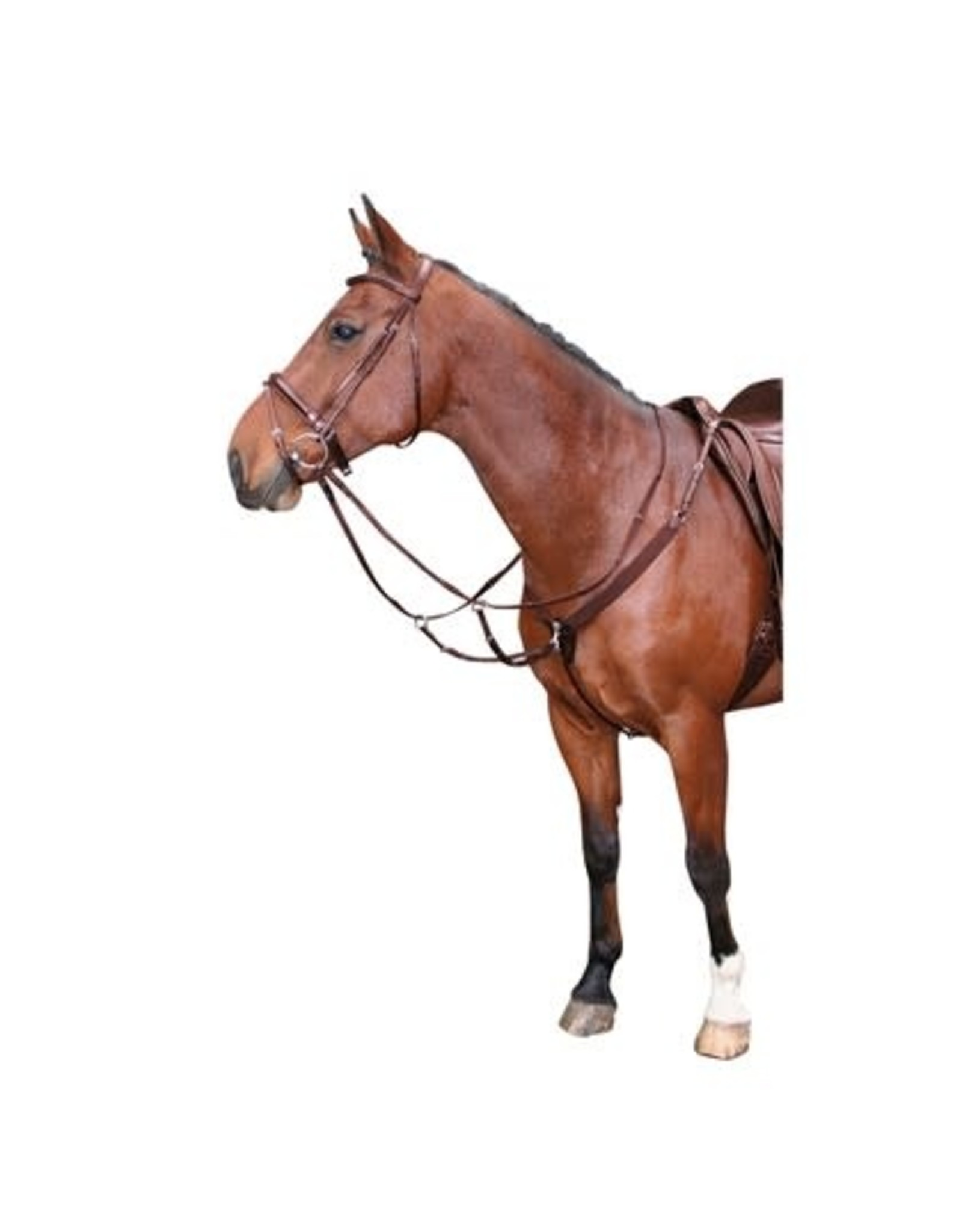 Harry's Horse Harry's Horse elastisch voortuig bruin