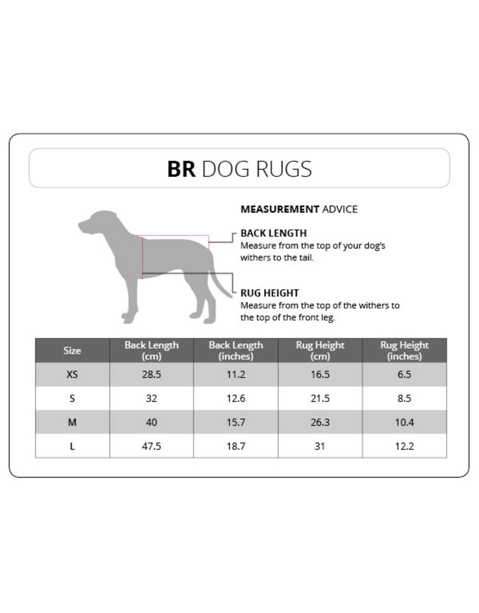 BR BR hondenfleecedeken Ambiance