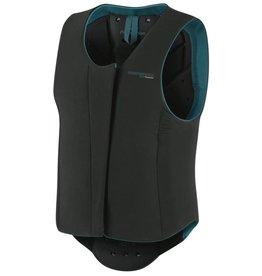 Komperdell KOMPERDELL Champion rugprotector zwart/blauw