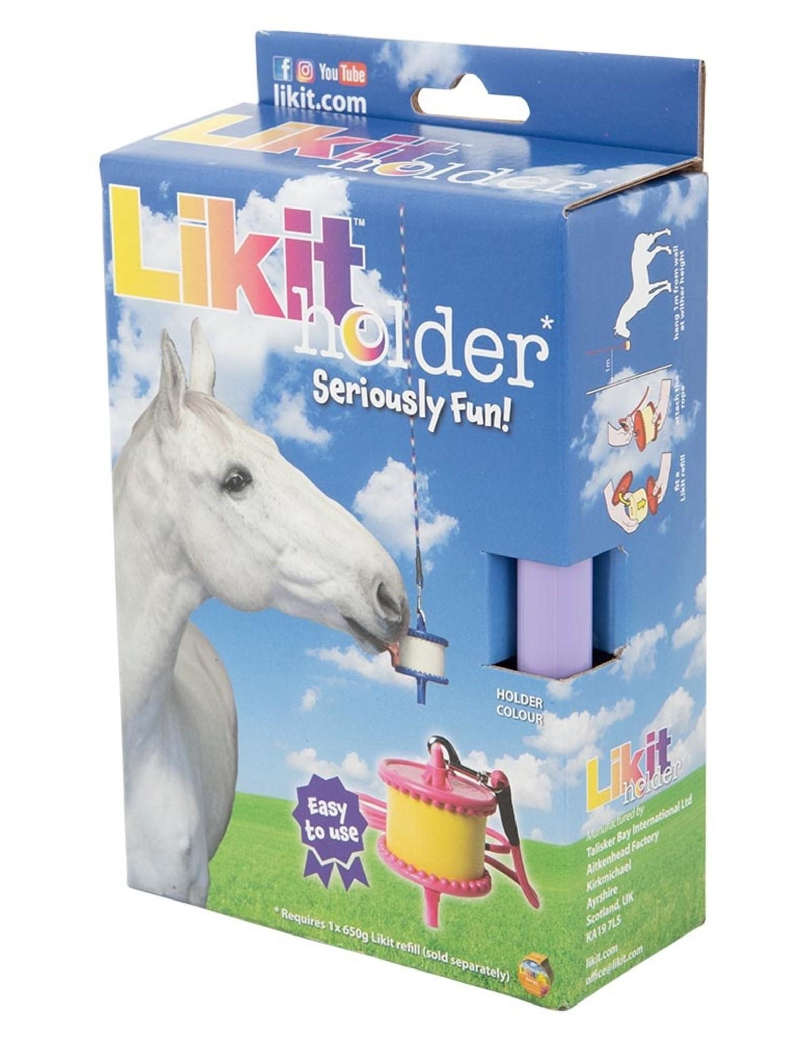 Lik-it Likit houder Paars