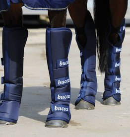 Bucas Bucas Travel Boots Navy
