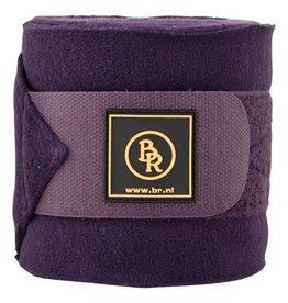 BR BR fleece bandages Event fleece 3mtr. Nightshade
