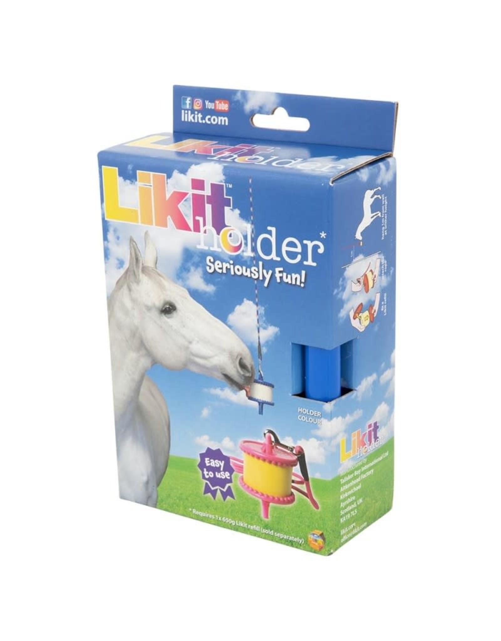 Lik-it Likit houder Blauw