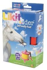Lik-it Likit houder Rood