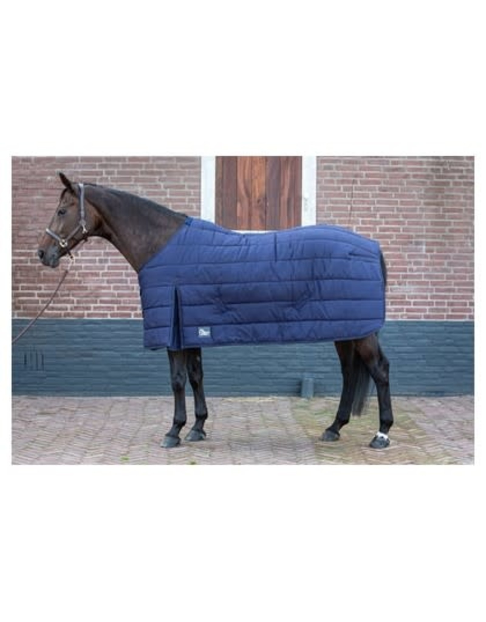 Harry's Horse HH Onderdeken 200gr met fleece voering Navy